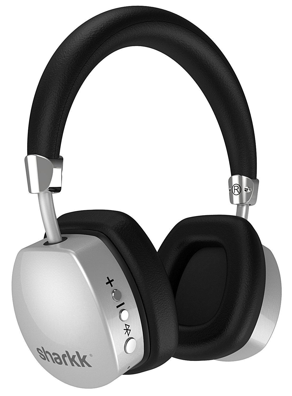 7ee59b87d42 Sharkk Aura Wireless Bluetooth 4.0 Headphones On-Ear Headset ...