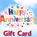 Happy Anniversary Digital Gift Card