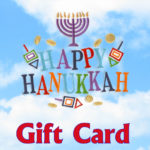 Happy Hanukkah Digital Gift Card