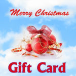 Merry Christmas Digital Gift Card