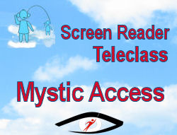Screen Reader Teleclass
